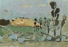 Otto de Kat (Dutch painter 1907-1995)