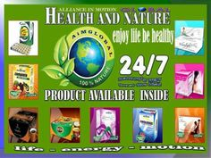 A Product of Aim Global for your Good health.