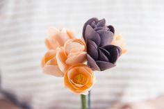 paper begonias