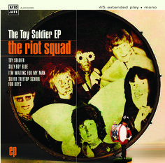 The Riot Squad, The Toy Soldier EP