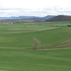 En verde... Desde el Alto de las Neveras #Arkaia #turismo #rural junto a #VitoriaGasteiz #inclusivo #conalma #sostenibilidad #responsabilidad #igersgasteiz #igerseuskadi