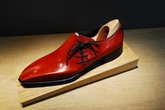 Men's Shoes by - Pierre Corthay