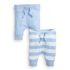 Lot de deux leggings slim (0 à 18 mois) - 3 Suisses