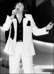 "Johnny Logan, winner of the Eurovision Song Contest 1980 with ""What´s Another Year"" from Ireland"