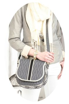 Get stylish for fall with the cross body :: hue studio inc