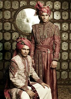 Tarun Tahiliani Bridal - Mens