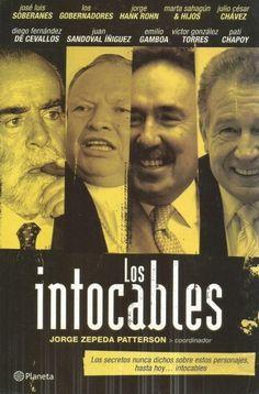 Los Intocables - Jorge Zepeda Patterson (EPUB)