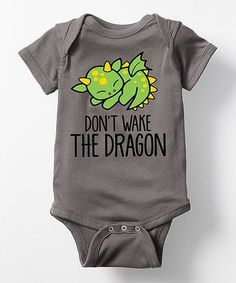 This bodysuit's graphic inspires smiles and its soft cotton ensures that Baby stays comfortable. Baby Outfits, Kids Outfits, Little Babies, Cute Babies, Babies Stuff, Do It Yourself Baby, Baby Mine, Baby Baby, Baby Kids Clothes