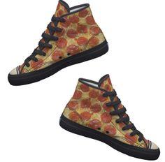 Pizza converse