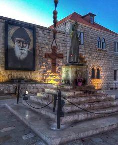 St Charbel, All Saints, Lebanon, Christianity, Pray, Faith, Ideas, Greece, Thoughts