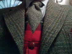 Alec Caprari Harris Tweed