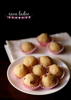 rava ladoo for diwali - quick & easy recipe of rava ladoo made with semolina, khoya (evaporated milk solids) and desiccated coconut. gets done in 20 minutes.