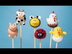 Cakepop para decoração de festas   eduK