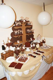 Lolligags: A Chocolate Tree For Miss B