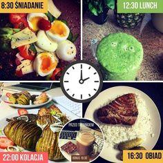 12 podstawowych wskazówek, które poprawią twoje zdrowie i ciało + przykładowa dieta - Motywator Dietetyczny Smoothie, Eggs, Lunch, Breakfast, Food, Sport, Morning Coffee, Deporte, Eat Lunch