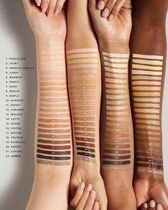 Air Layering, Corrective Makeup, Rihanna Love, The Glow Up, Maskcara Beauty, Concealer Brush, Makeup Swatches, Skin Makeup, Beauty Makeup