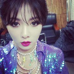 Blue Hyuna *-*