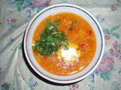 The Art of Uzbek Cuisine: Mastava (soup with meat and rice)