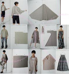 YOSHIKO TSUKIORI Cute Straight Easy Sewing Japanese by PinkNelie