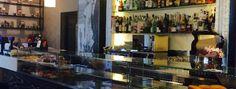CAFE NOIR. Cucina di qualità in un ambiente elegante, moderno, minimal ed elitario.