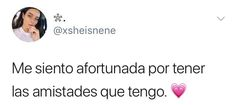 Jajaja lose Tweet Quotes, Fact Quotes, Mood Quotes, Life Quotes, Quotes En Espanol, I Feel You, Tumblr Quotes, Words To Describe, Best Friends Forever