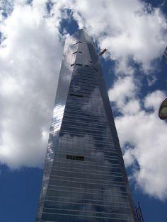 Madrid, España /Torre de Cristal  Arquitecto: César Pelli
