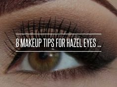 4. All That Glitters is Gold - 8 Makeup Tips for Hazel Eyes ... → Makeup