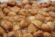 Monkey Bread with Rhodes Dinner Rolls | Elle's Studio Blog  Easy and delish