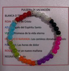 PULSERA DE SALVACIÓN