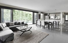 Open Plan Living - Ascot
