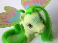 My Little Pony Cool Breeze Windy Wings Pony by NostalgiaMama, $40.00
