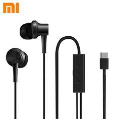 >> Click to Buy << Original Xiaomi ANC Earphones xiaomi Type-C earphone for Xiaomi Mi6 MIX Note2 Mi5s Plus Mi5 + MIC + Voluem control dropshipping #Affiliate