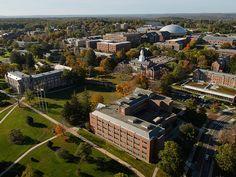 SOM : SOM's 20-Year Vision for UConn's Storrs Campus