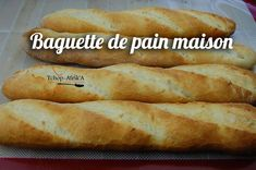 Baguette de pain maison | Toi Moi & Cuisine