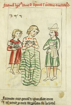 Speculum humanae salvationis, MS M.140 fol. 15r - Images from Medieval and Renaissance Manuscripts - The Morgan Library & Museum