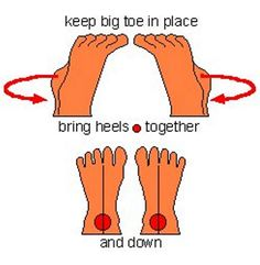 How to Cure Flat Feet - Realignment exercise