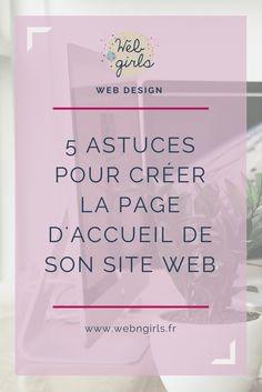 La page d'accueil est une des pages les importantes de votre site web, si ce n'est la plus importante. Point d'entrée de votre site, elle informe vos nouveaux visiteurs sur qui vous êtes, les services que vous proposez et l'ambiance générale de votre marque. Elle est votre première opportunité d'attirer l'attention, de construire une crédibilité …