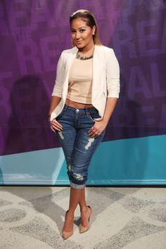 'The Real' Style Breakdown: Nov. 17 - Nov. 21, 2014
