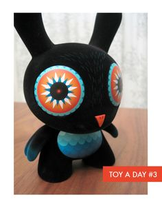 """8"""" Dievas Dunny  by Nathan Jurevicius"""