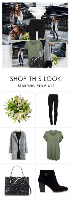 """Saturday"" by bklana ❤ liked on Polyvore featuring J Brand, Pilot, Balenciaga, Bershka and Alexander McQueen"