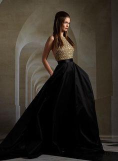 Вечерние платья Romona Keveza осень-зима 2013-2014