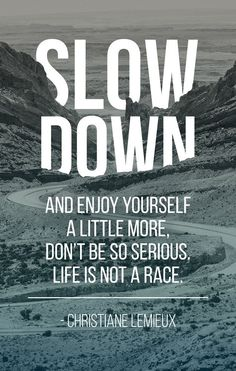 FEEL | Slow Living - vive o melhor possível em vez de o mais rápido possível!