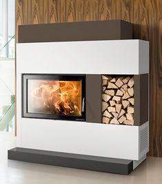 kaminbausatz haas sohn ascim ii 7 kw ofen wohnzimmer und wohnen. Black Bedroom Furniture Sets. Home Design Ideas