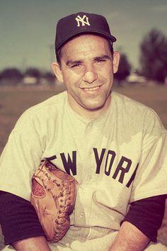 Yogi Berra #Yankees