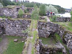 The Castle Of Kajaani. Norway was founded by the Prince of the area, Nor. Kainuu was the main area of the Kings of Finland.