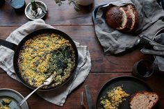 Just like a romantic steakhouse dinner...except vegetarian-friendly..and .minus the steakhouse. #Food52