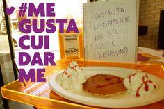 Disfruta lentamente del día con tu besayuno www.valencianashock.com