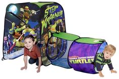 Playhut Adventure Hut-TMNT - Free Shipping