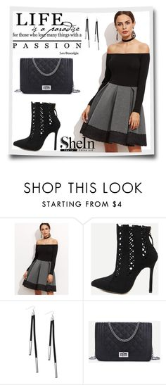 """""""#10/3 Shein"""" by almira-mustafic ❤ liked on Polyvore"""