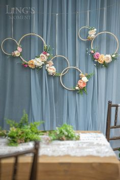 lings moment Summer Greenery Wedding Handcrafted Vine Wreaths Set of 6 Christmas Decor Rustic Wedding Backdrop Artificial Roses Plant Flower Garland Woodland Wedding decoration Floral Hoop Rustic Wedding Backdrops, Garland Wedding, Wedding Decorations, Diy Wedding, Wedding Ceremony, Wedding Ideas, Vine Wreath, Greenery Wreath, Wreaths